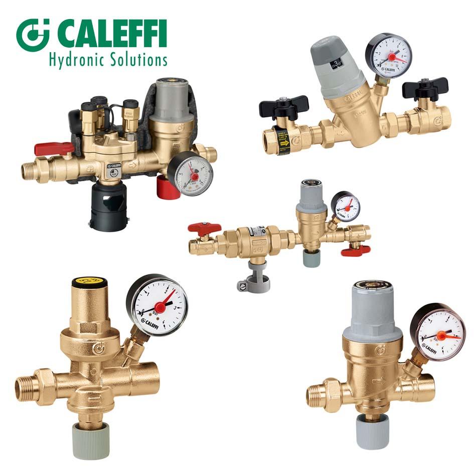 Válvulas de Enchimento Automático - CALEFFI
