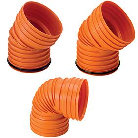 Curvas Polipropileno Duralight p/ saneamento SN8
