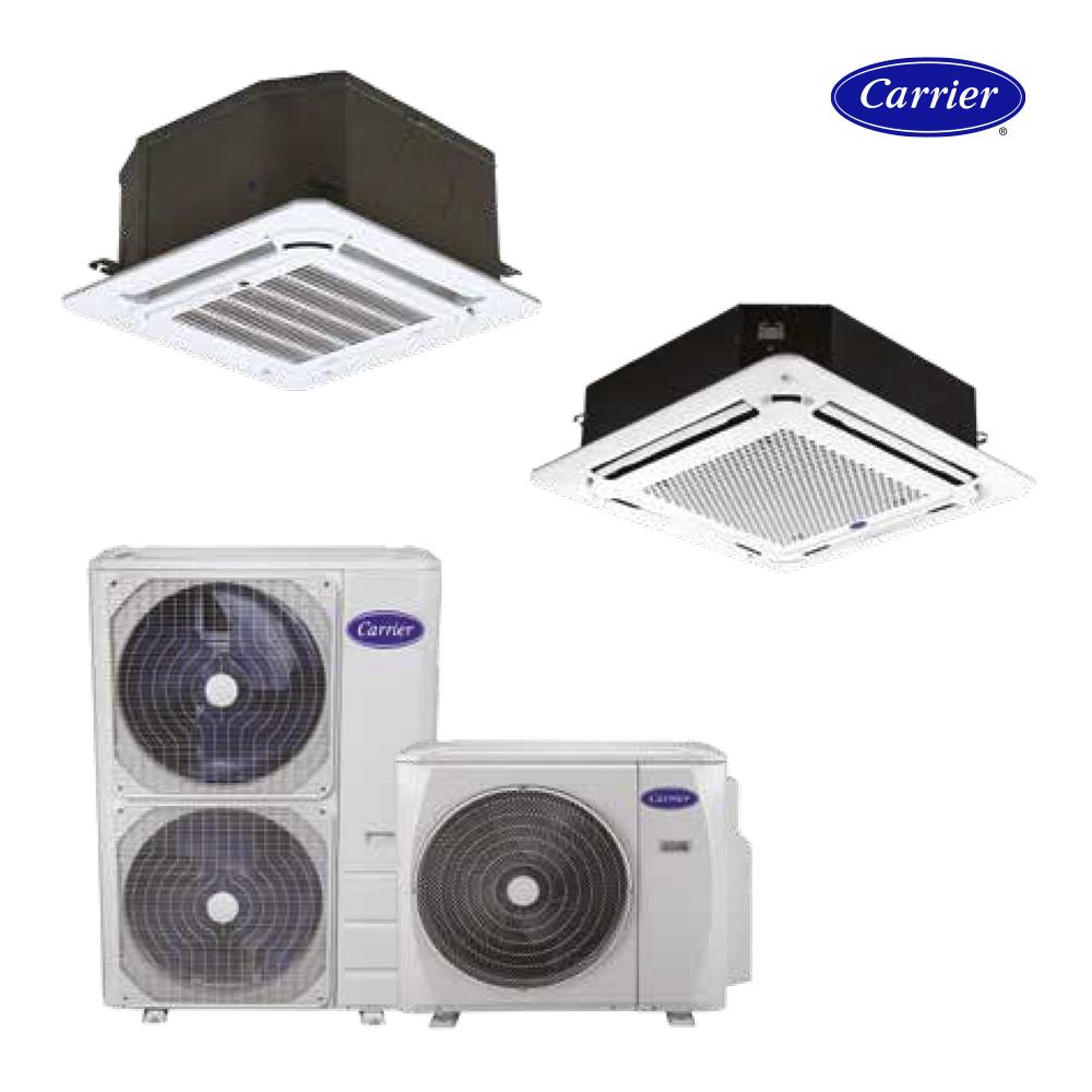 Monosplits Cassete Inverter c/Painel - CARRIER