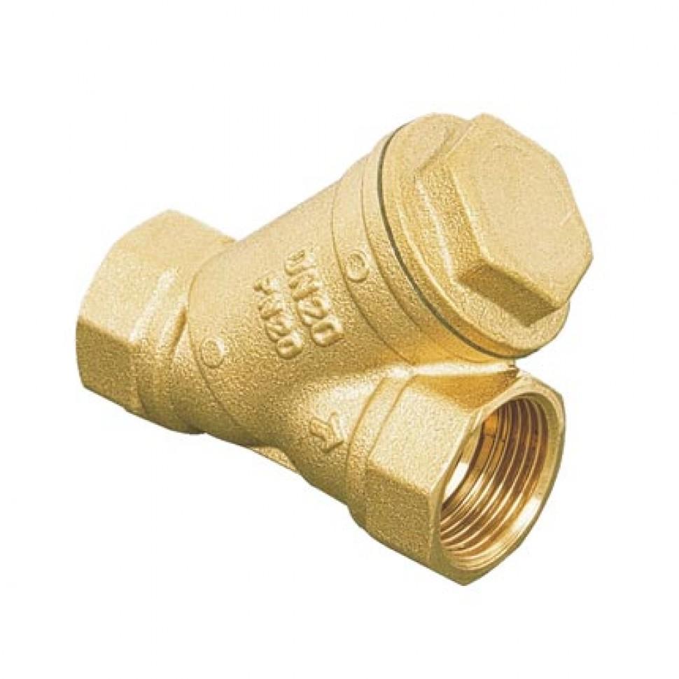 Filtros Y em Bronze PN16 c/ Filtro Aço Inox