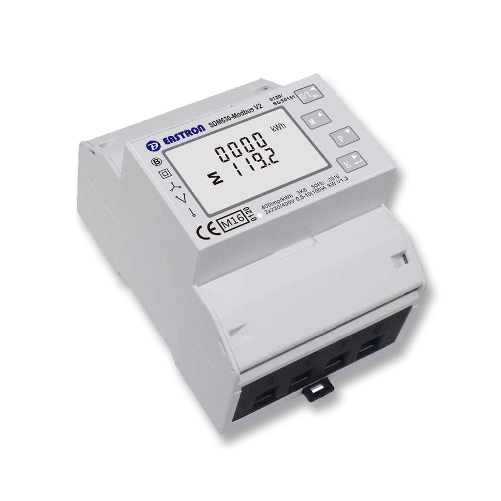 Controlo e Monitorização de Energia