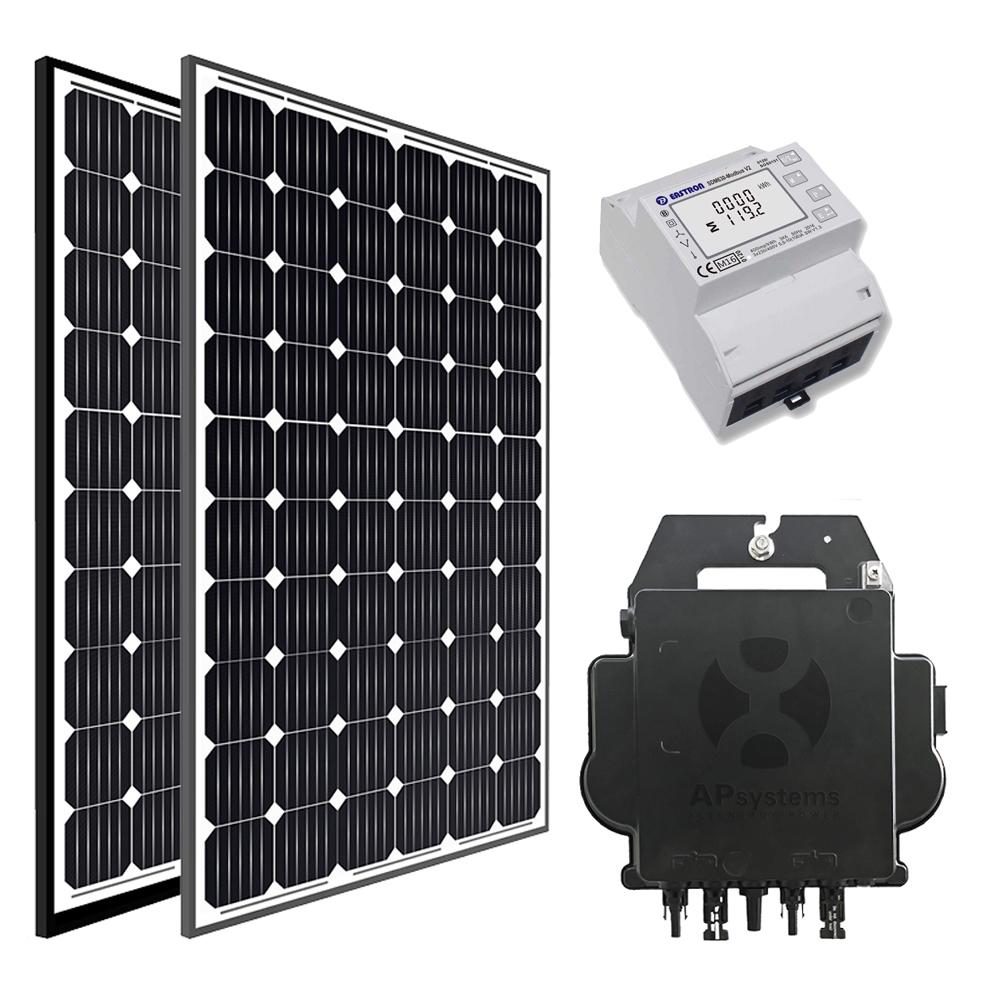 Kits Fotovoltaicos ECO c/ Medição Energia