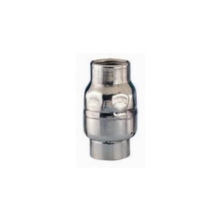 Válvulas Retenção em Aço Inox 304