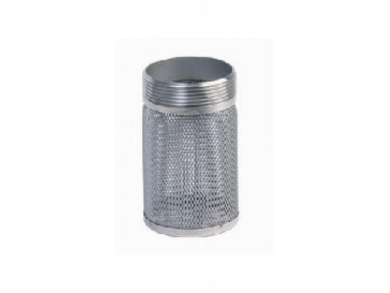 Cestos em Aço Inox 304 p/ válvula Retenção