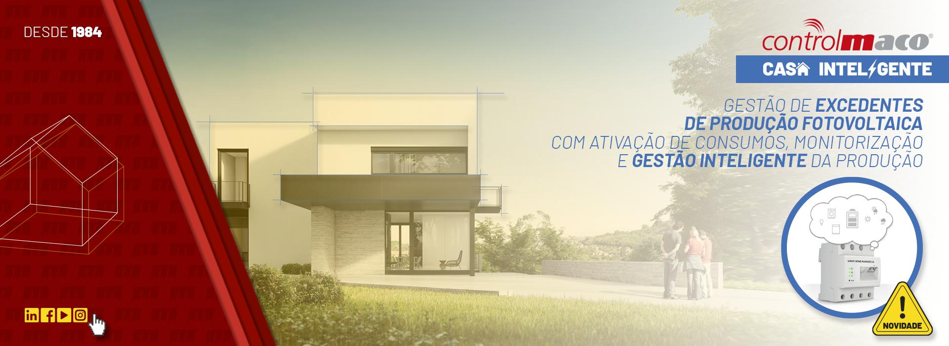 Controlmaco® Casa Inteligente